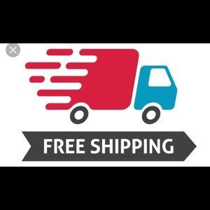 FREE SHIPPING! 🚚